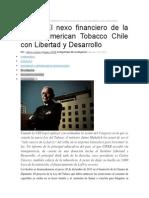 Marzo 2014 - CIPER Lobby Nexo Financiero Entre BAT y Libertad y Desarrollo