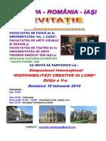 1.1. Invitatia Simpozion International 2014