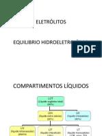 Avaliação do Equilíbrio hidroeletrolítico