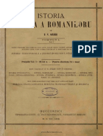 Bogdan Petriceicu-Hajdeu - Istoria critică a românilor din ambele Dacii