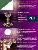 eucaristia corpus christi