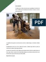 JUNTAS DE CONSTRUCCIÓN EN CONCRETO