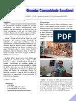Informativo Vargem Grande Comunidade Saudável - Ano 1 - nº 10