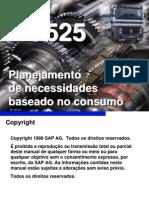 MM LO525 4.0_MM Planejamento de Necessidades Baseado No Consumo