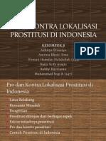 Pro Dan Kontra Prostitusi Di Indonesia
