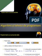 05 - 1.Particularitati Fisiere Text