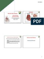 Vlavular Heart Disease Handout