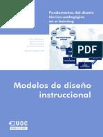 2. MODELOS DE DISEÑO INSTRUCCIONAL