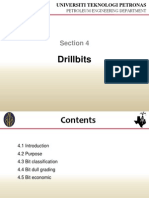 Drillbits OIl and Gas