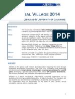 WEBEN_Global Village 2014