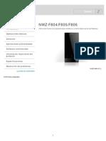 NWZ-F804_F805_F806_guide_ES