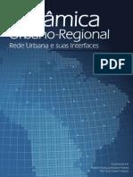 Livro - Dinâmica Urbano-Regional