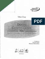 Vítor Cruz - Série 1001 - Direito Constitucional - FGV - Ano 2010