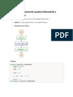 Estructura Programa Fortran