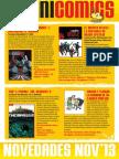 169860688 Proximas Novedades Panini Noviembre 2013 PDF