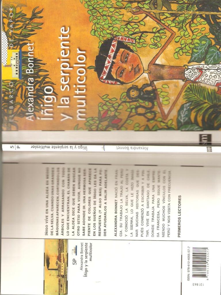 Iigo y la serpiente multicolor fandeluxe Gallery