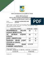 Sijil Pendidikan Islam
