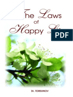 The Laws of Happy Life Torsunov