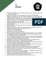 Latihan Soal Kimia Koordinasi Pk Asrial