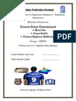 Proyecto Primer Departamental