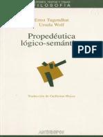 177609391 Tugendhat Wolf Propedeutica Logico Semantica