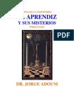 Adoum Jorge El Aprendiz y Sus Misterios