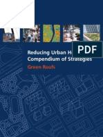 Manual on Utilizing Green Roofs for Reducing Urban Heat Islands