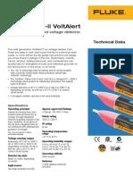 Fluke FLUKE 1LAC a II Datasheet