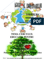 Educatia Ecologica