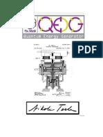 Q.E.G. Quantum Energy Generator - User Manual 3-25-14