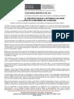POLICÍA NACIONAL PRESENTÓ DROGA Y DETENIDOS EN GRAN OPERATIVO EN CONDOMINIO DE LA MOLINA.doc