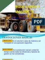 Clase- Carga y Transporte