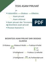 Biosintesis asam Piruvat.ppt