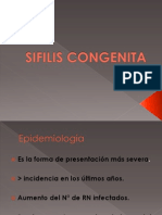 SIFILIS CONGENITA