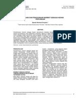 Pemeliharaan Dan Penggunaan Marmut Sebagai Hewan Percobaan1