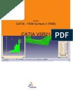 Catia - Fem Surface 2 (Fms)