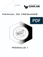 Manual del Fresador, 2° ED. - Hermann Probst