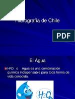 Hidrografía de Chile
