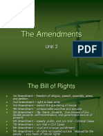 unit 3 - the amendments