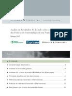 Heidrick & Struggles - Estudo Portugal Sustentabilidade 2007