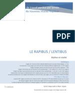 Rapibus/Lentibus