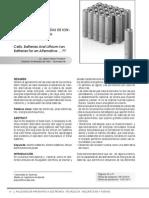 Celdas-Pilas y Baterías de Ión-Litio