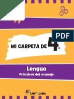 SANTILLANA PRÁCTICAS DE LENGUA