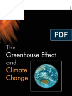 Greenhouse Effect and Climate Change