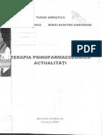 Terapia psihofarmacologica -Udristoiu
