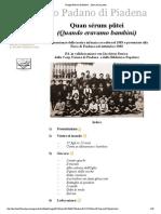 Gruppo Padano Di Piadena - Quan Serum Putei