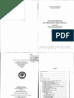 COUTURE Os fundamentos da disciplina arquiv-¦ística -parte1