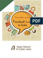 Facebook Law in India