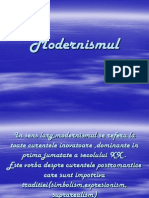 Modernismul Powerpoint