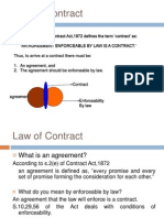 Nature and Kinds of Contract